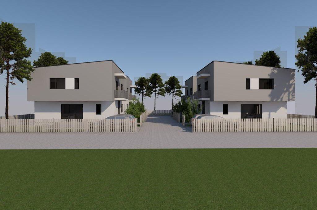 PHOTO-ansamblu rezidential Confort Primaverii_casa 4 camere Tunari