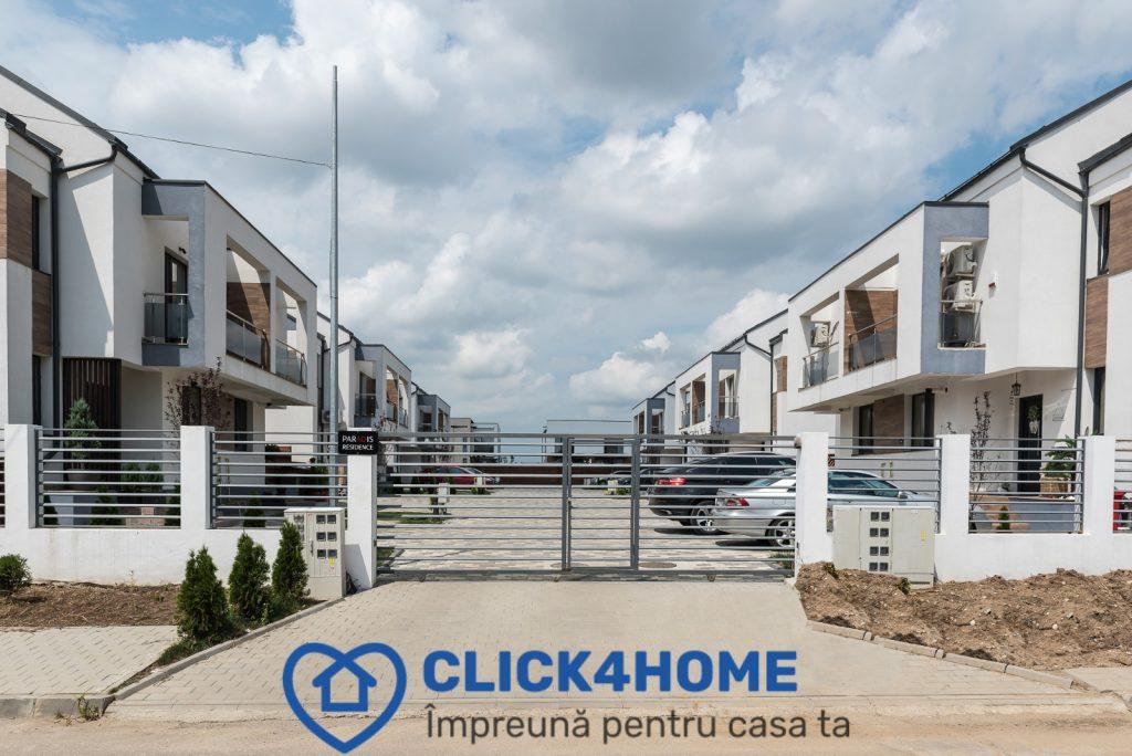Click4Home_Complex rezidențial Tunari_alegerea unei case frumoase