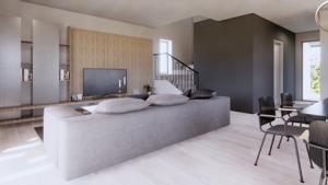 Complex rezidențial Tunari - avantajele colaborării cu un designer de interior