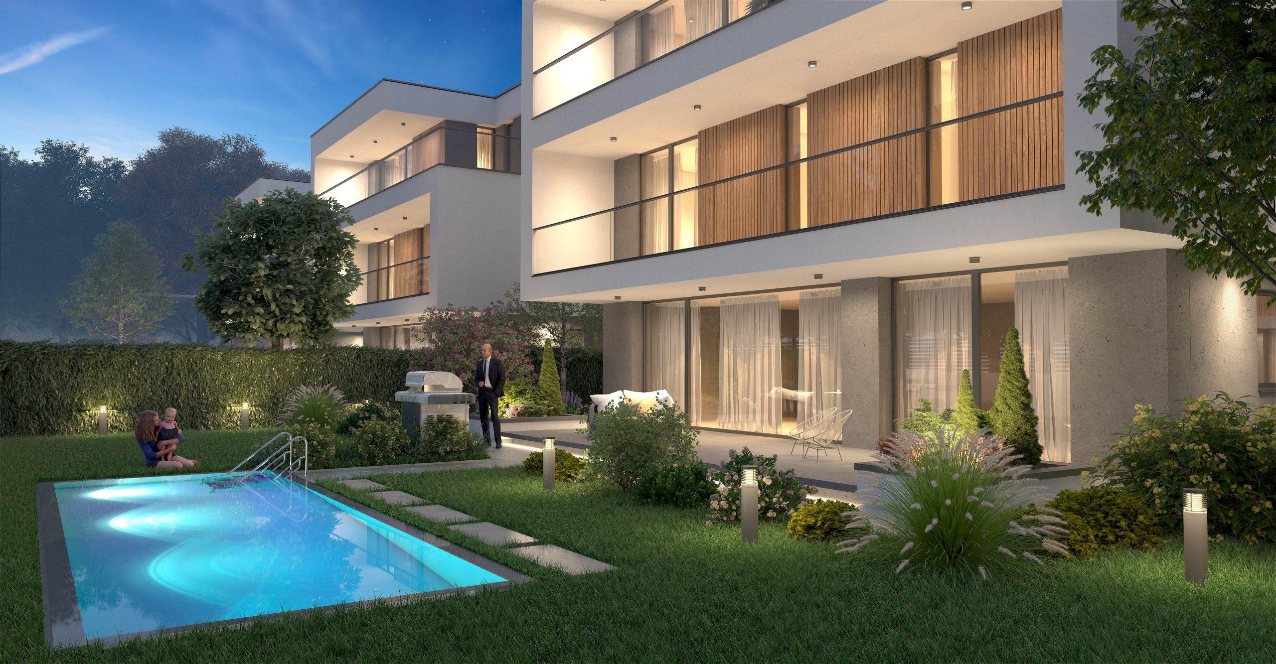 Residence5 Villas_Vila A_Pipera, 7 camere_vila 8