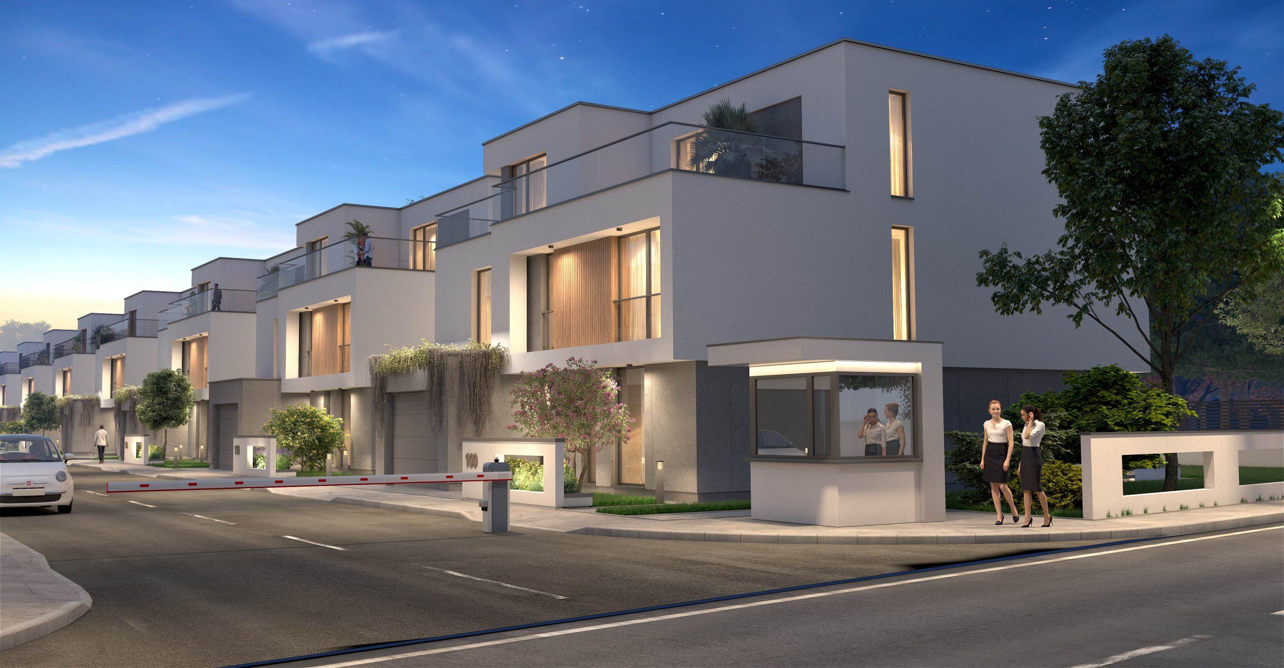 Residence5 Villas_Vila A_Pipera, 7 camere_vila 5