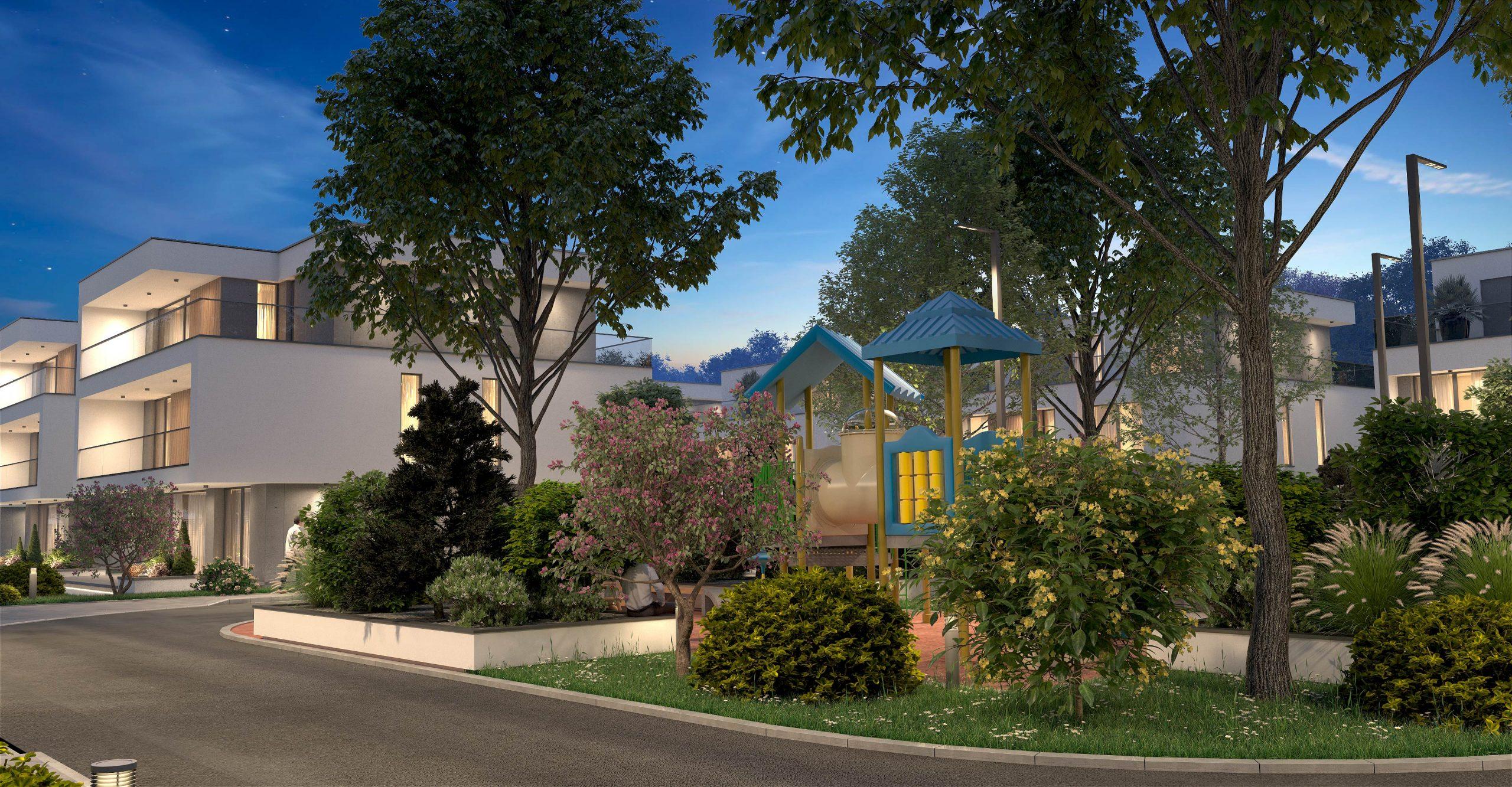 Residence5 Villas_Vila A_Pipera, 7 camere_vila 1